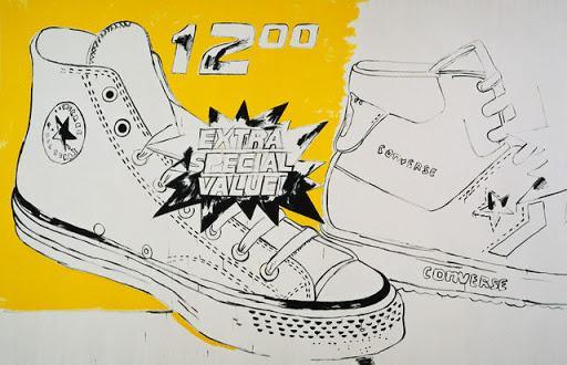 Andy Warhol's Converse Special