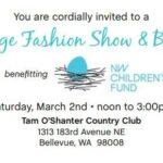 Vintage Fashion Show & Bazaar (& Giveaway!)