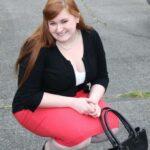 My Little Red Skirt!