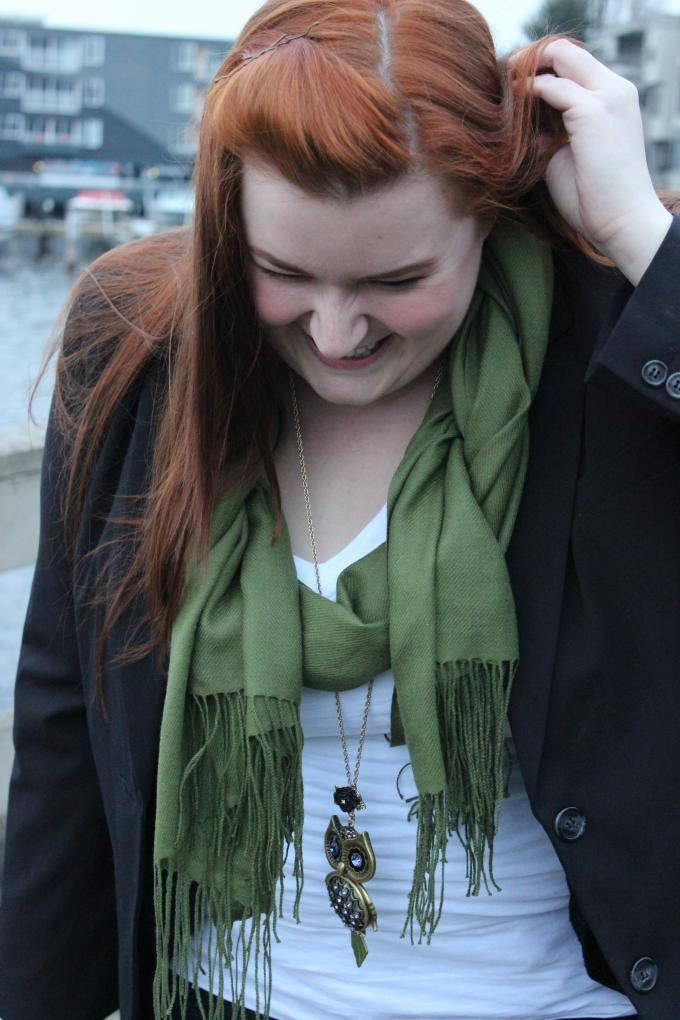 Seattle Style Blogger, Kate Retherford