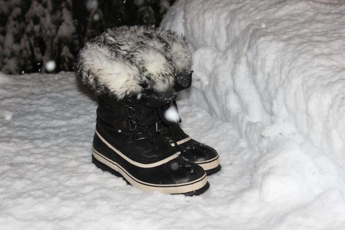 Sorel Caribou Reserve Boots