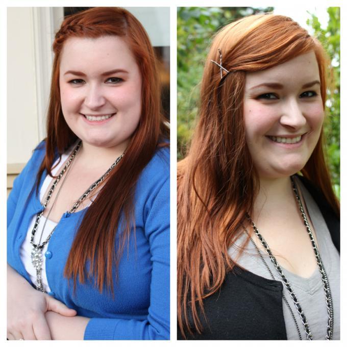 November 2011 & November 2012 closeup