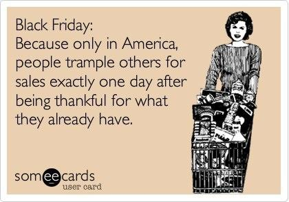 Black Friday ecard