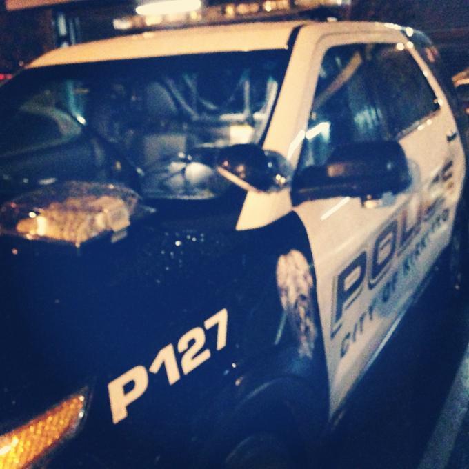 Random Act #22: Gave the Kirkland Police Department cookies