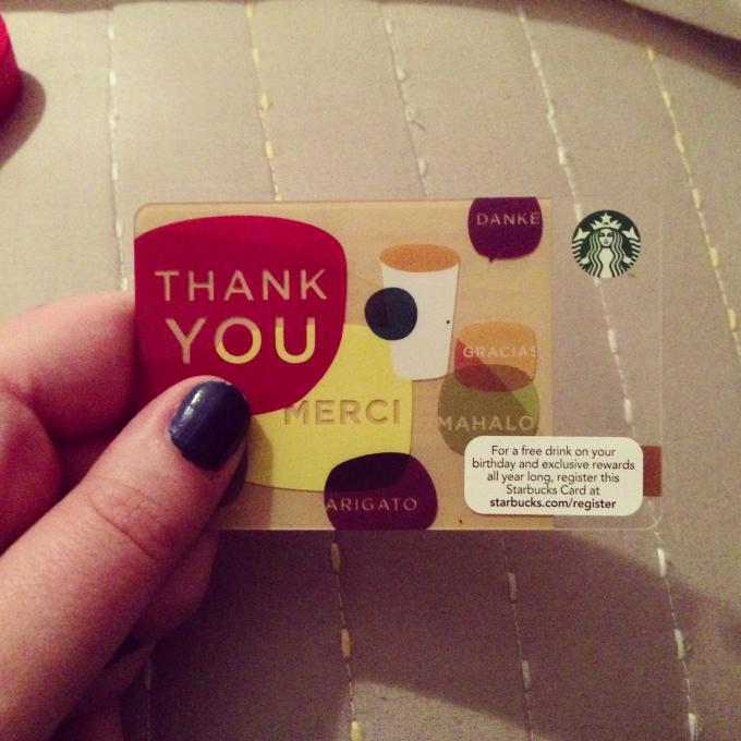 Thank you kind stranger