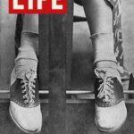 Fashion Flashback: Saddle Shoes