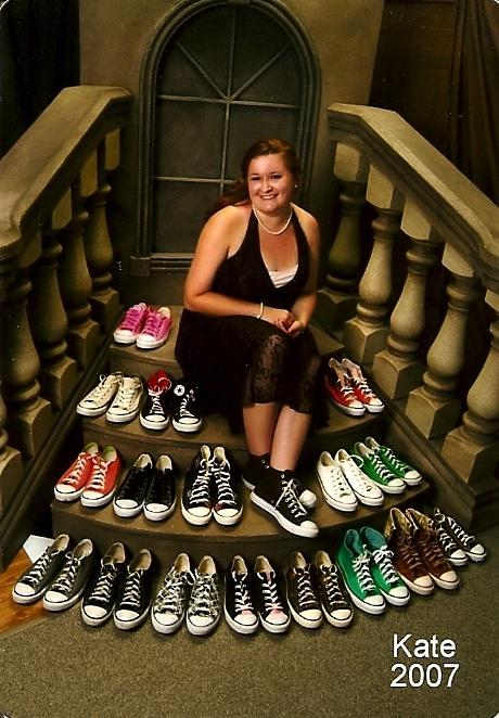 Seattle Fashion Blogger, All Things Kate's Converse Collection