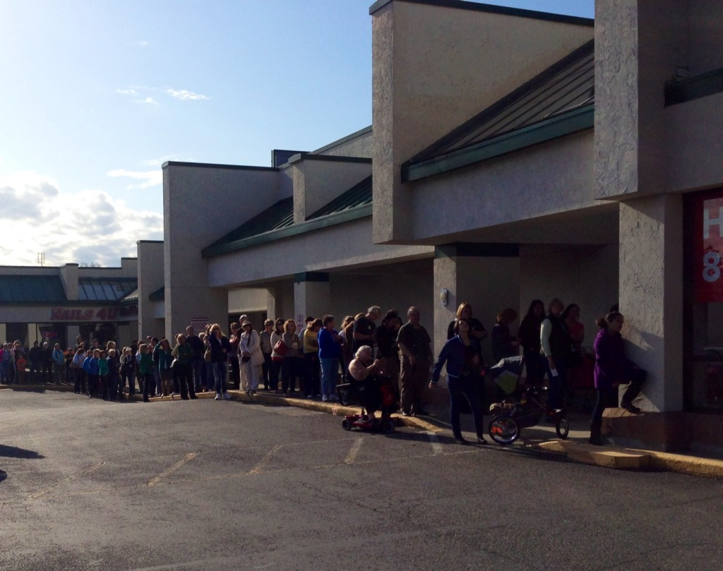 Value Village Woodinville Grand Opening