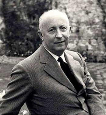 Portrati of Christian Dior