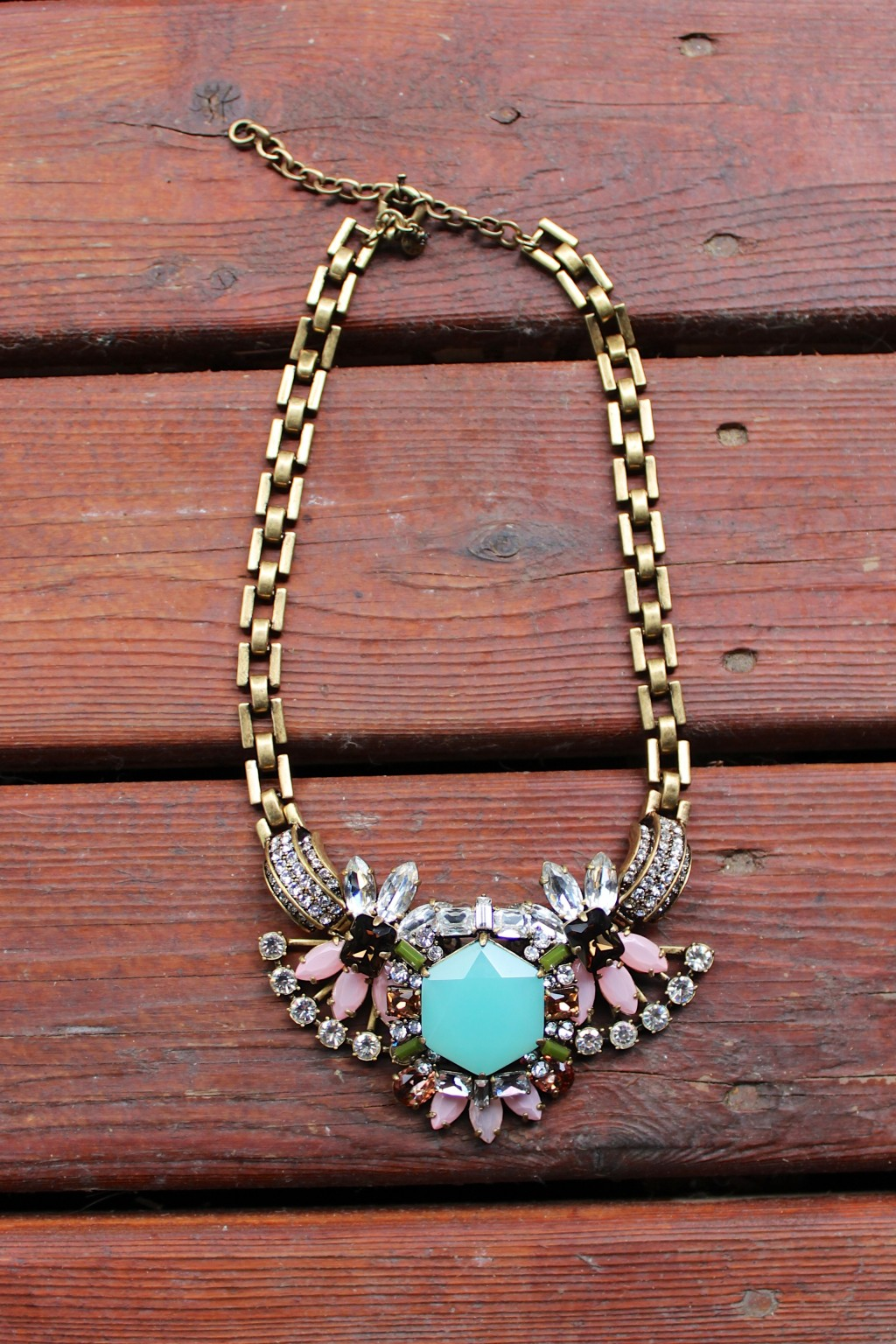Be Jeweled: Statement Necklaces