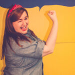 Trusty Threads & Katie the Riveter