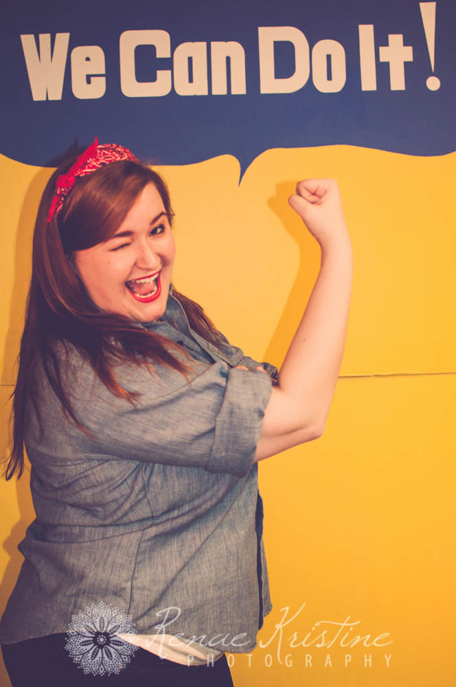 Katie the Riveter