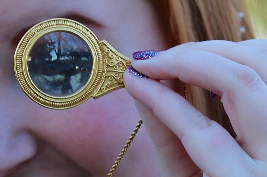Julie Vos Victorian Pendant