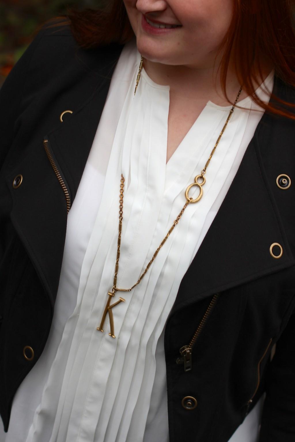 Lulu Frost Customized Plaza K Necklace