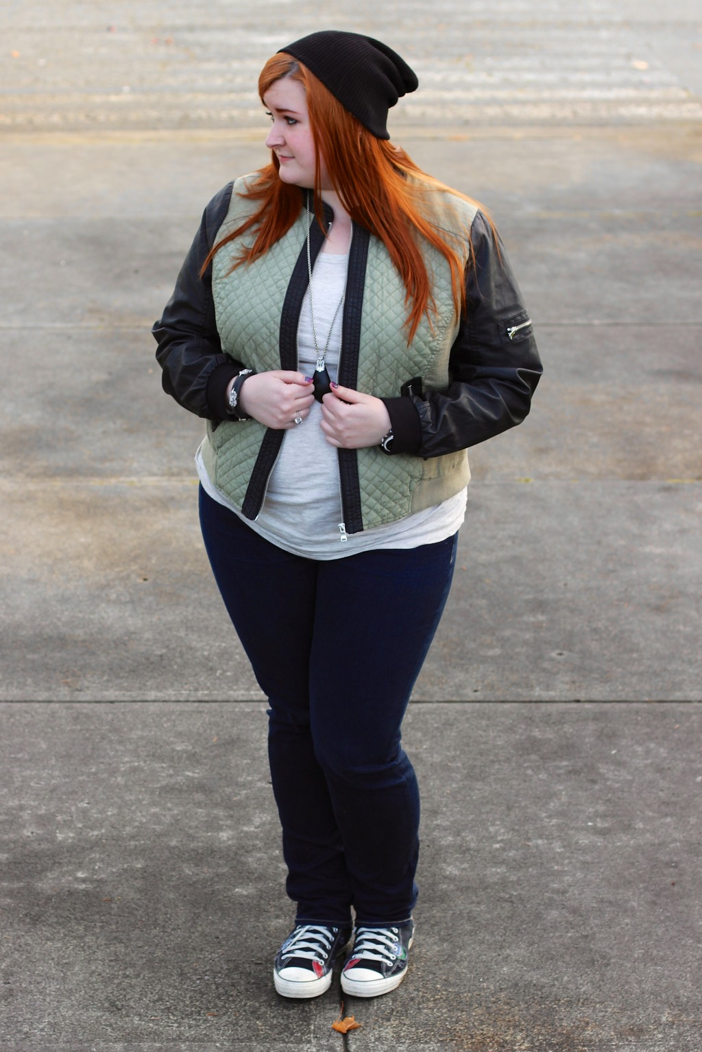 Seattle Style Blogger, All Things Kate