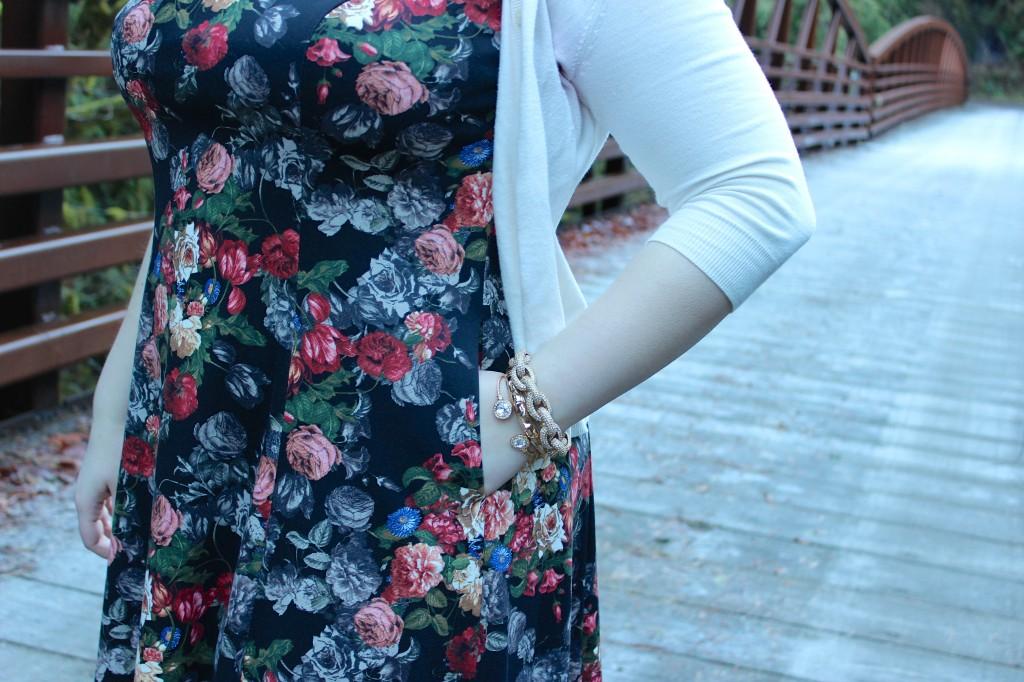 ABS by Allen Schwartz Dress Detail