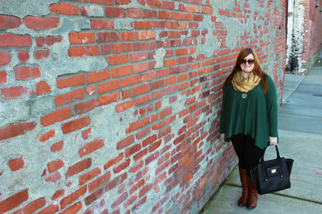 Kate Retherford of All Things Kate, Seattle plus size fashion blogger