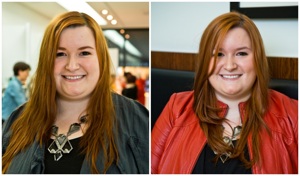 Before & After at Sasson Salon in Seattle