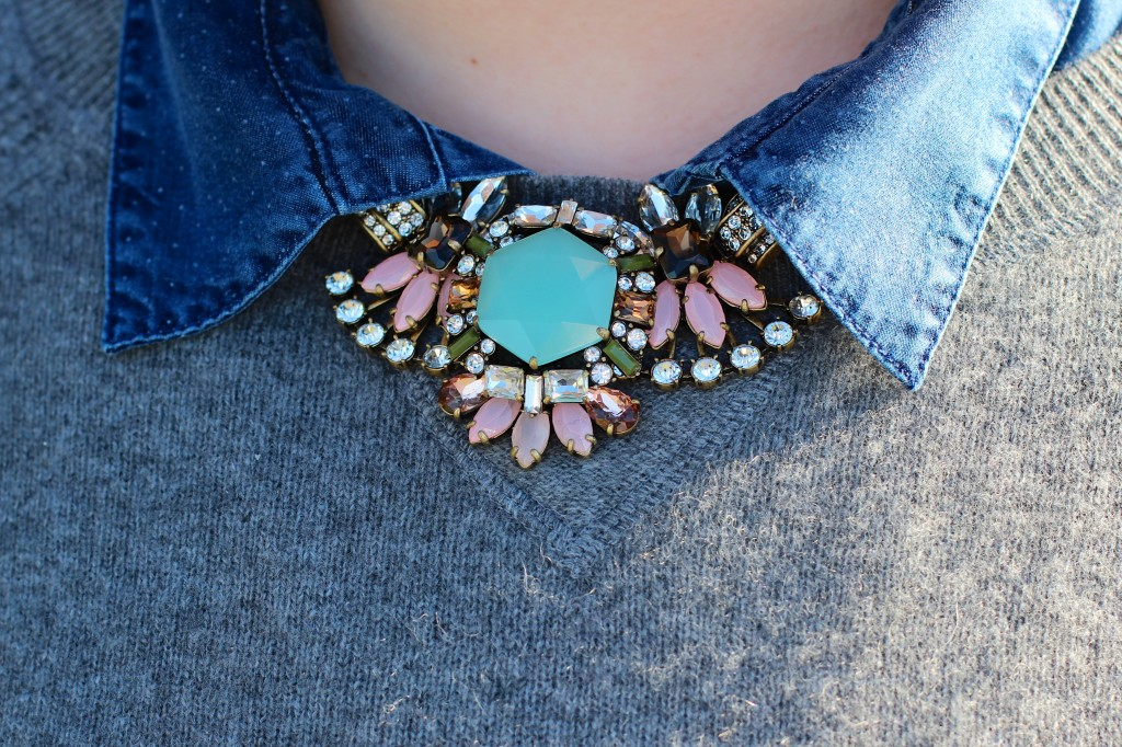 J. Crew Opulence Redefined Necklace