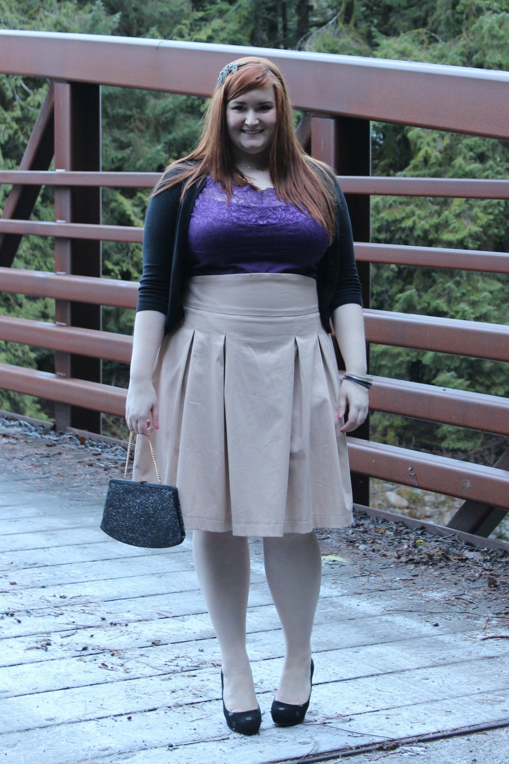 Seattle Plus Size Style Blogger, Kate Retherford