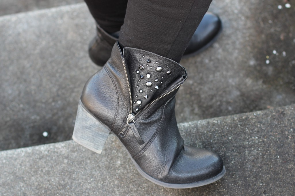 Ankle Boot Detail