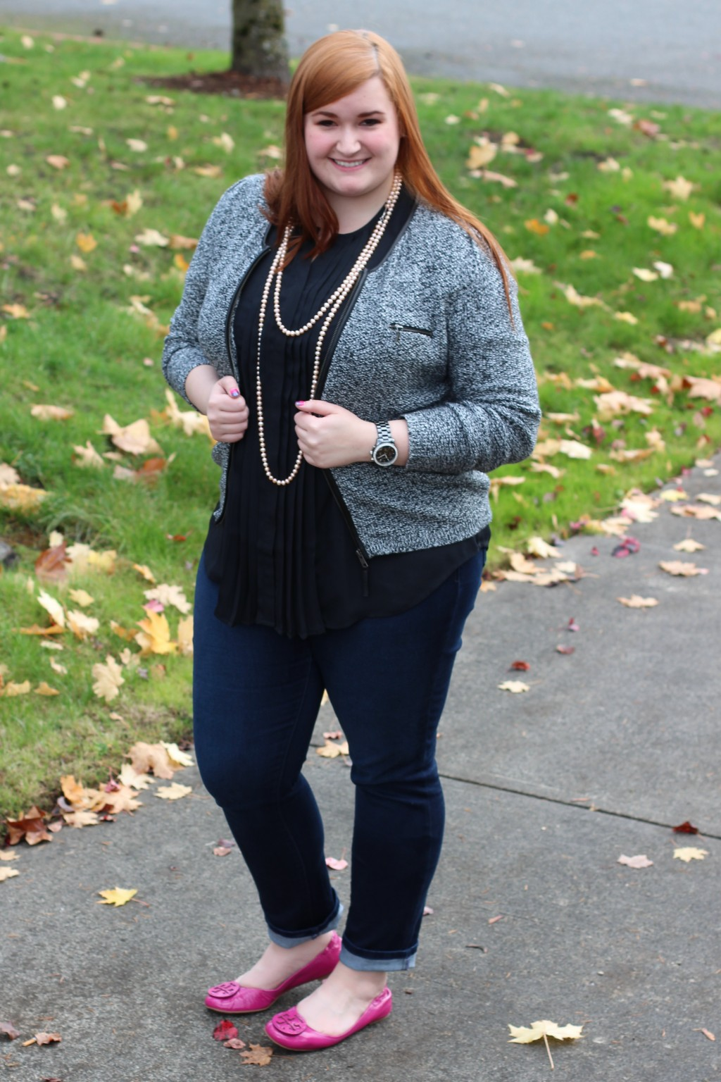 Seattle Plus Size Style Blogger, All Things Kate
