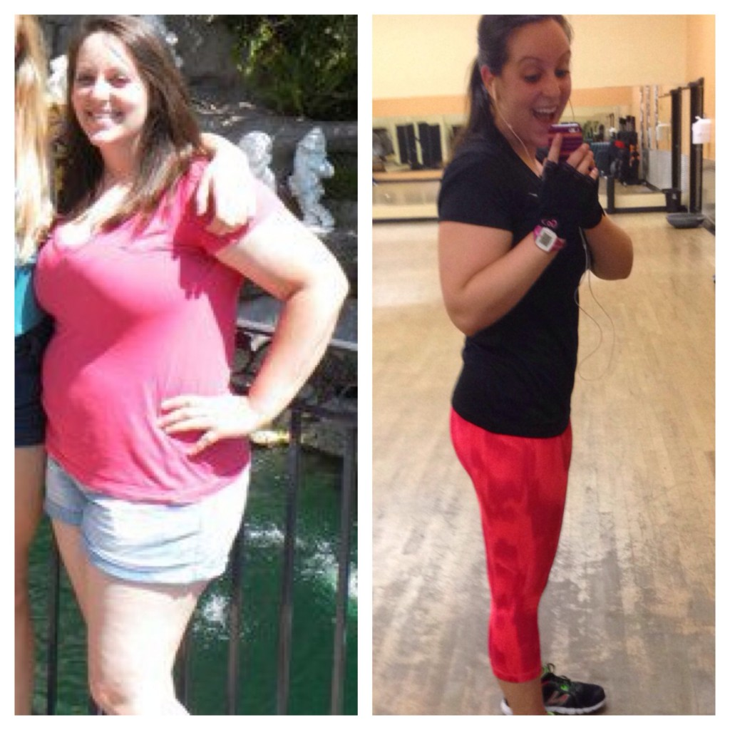 Danielle Young Before & After 2