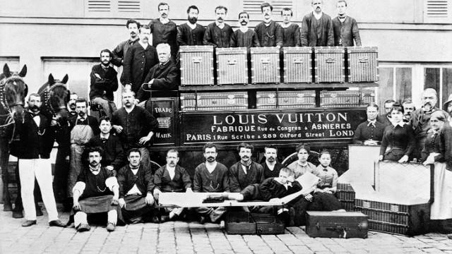 Louis Vuitton Workshop
