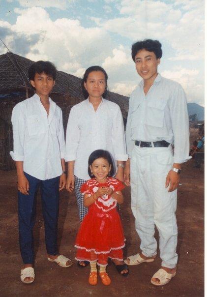 Makara & the red dress