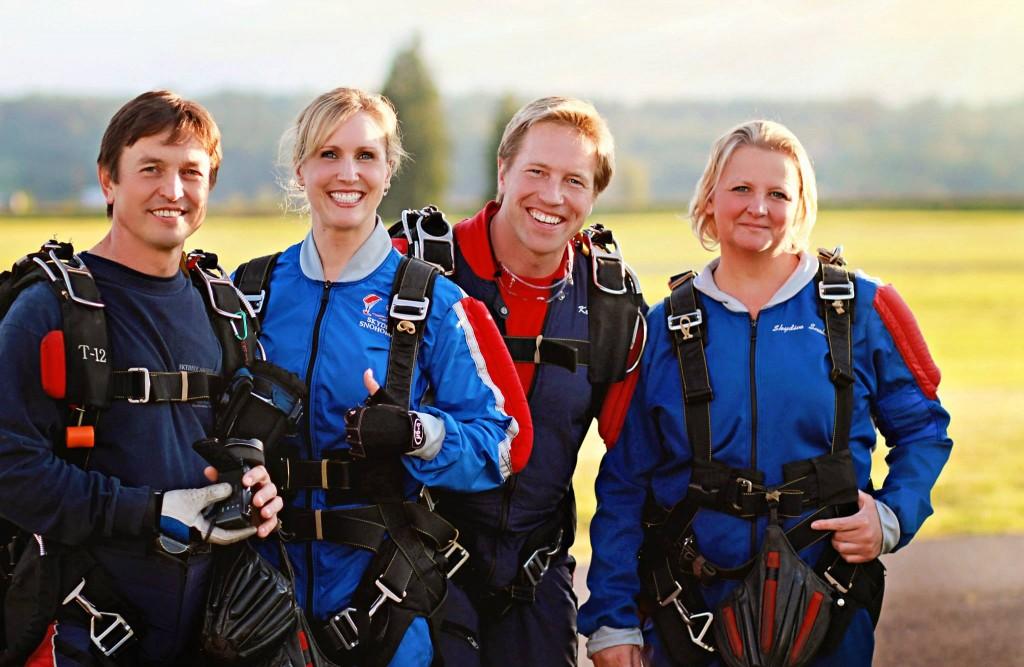 Nancy McFadden & Skydive Snohomish