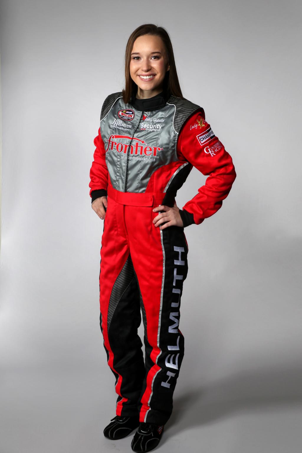 Racecar Driver Molly Helmuth
