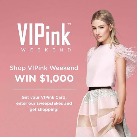 VIPink Weekend