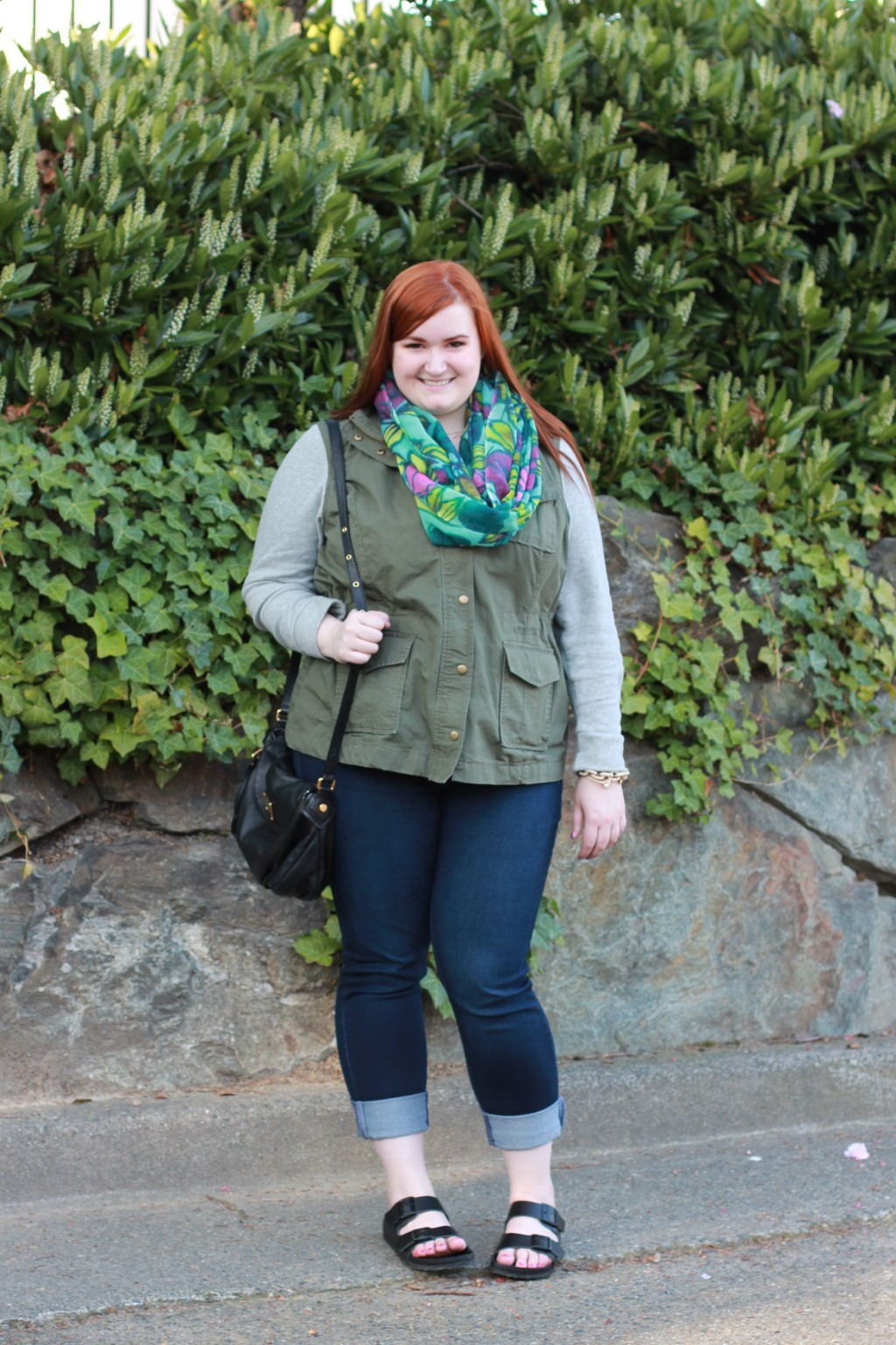 All Things Kate in Birkenstock, NYDJ, and Lucky Brand