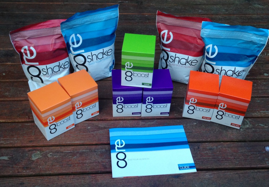 Core Challenge Products