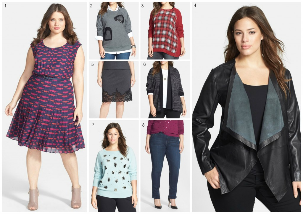 Plus Size Nordstrom Anniversary Sale Favorites