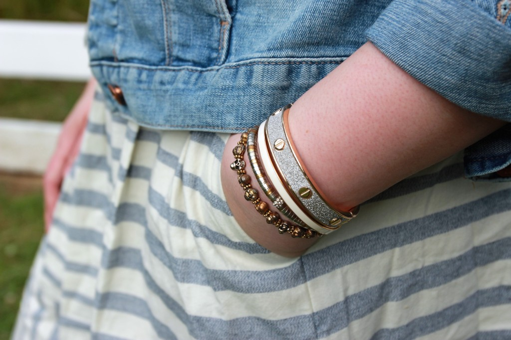 Summer arm party