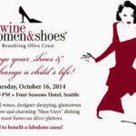 Wine, Women & Shoes – Seattle + Giveaway