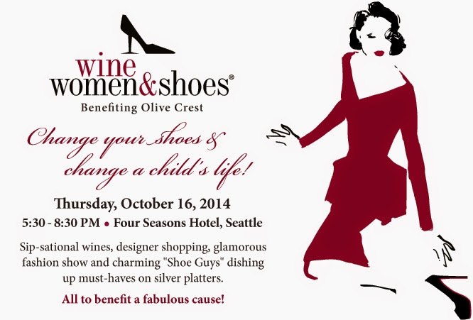 Wine Women Shoes Seattle Olive Crest 2014
