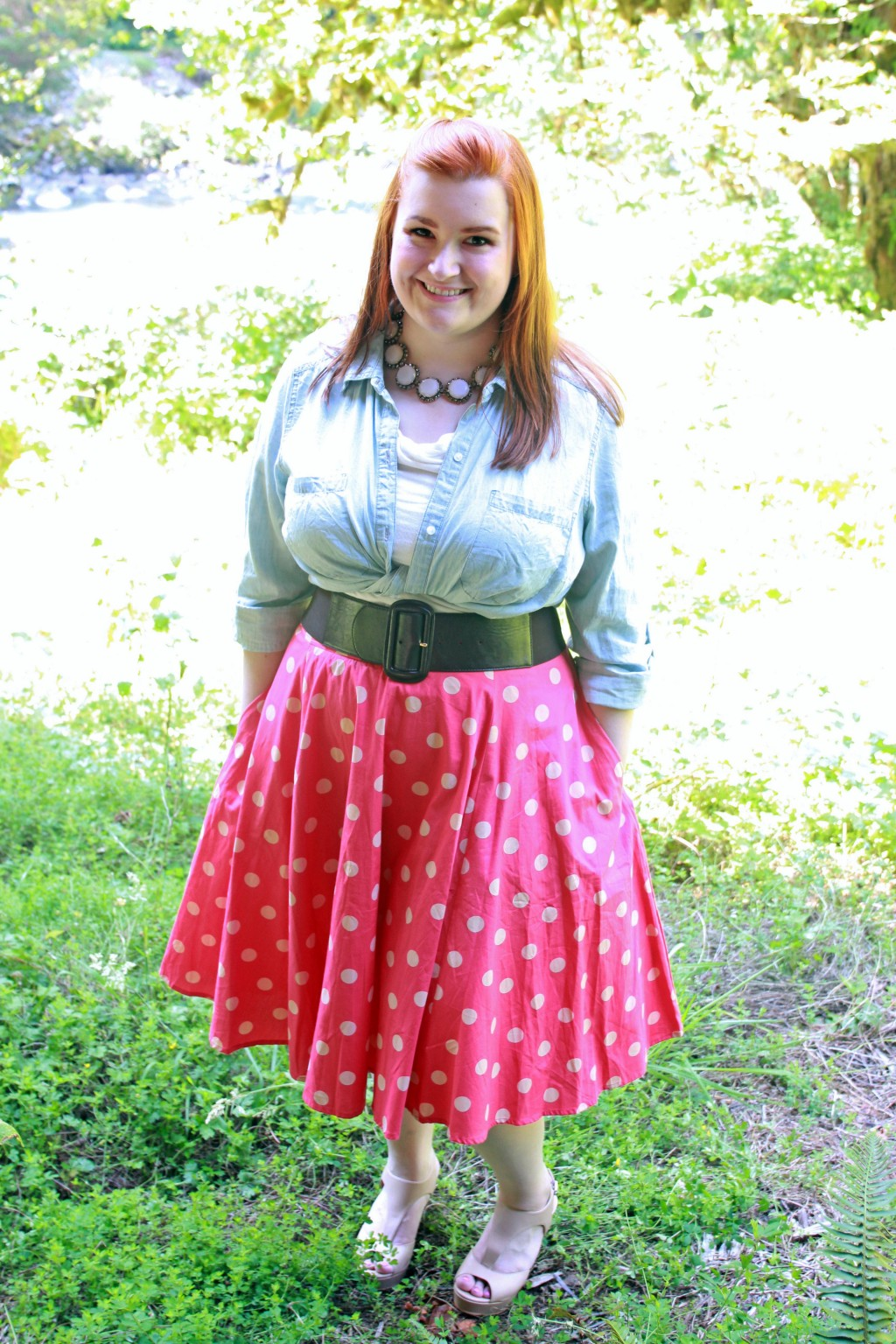 1950s Style Housewife Outfit