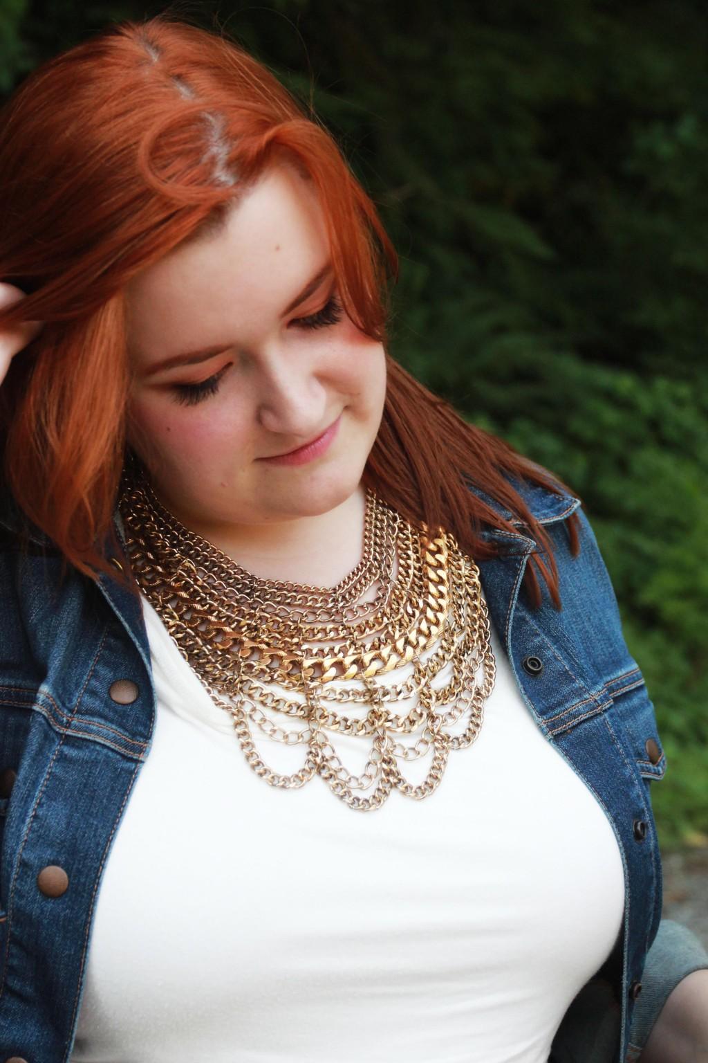 Redhead Fashion Blogger All Things Kate