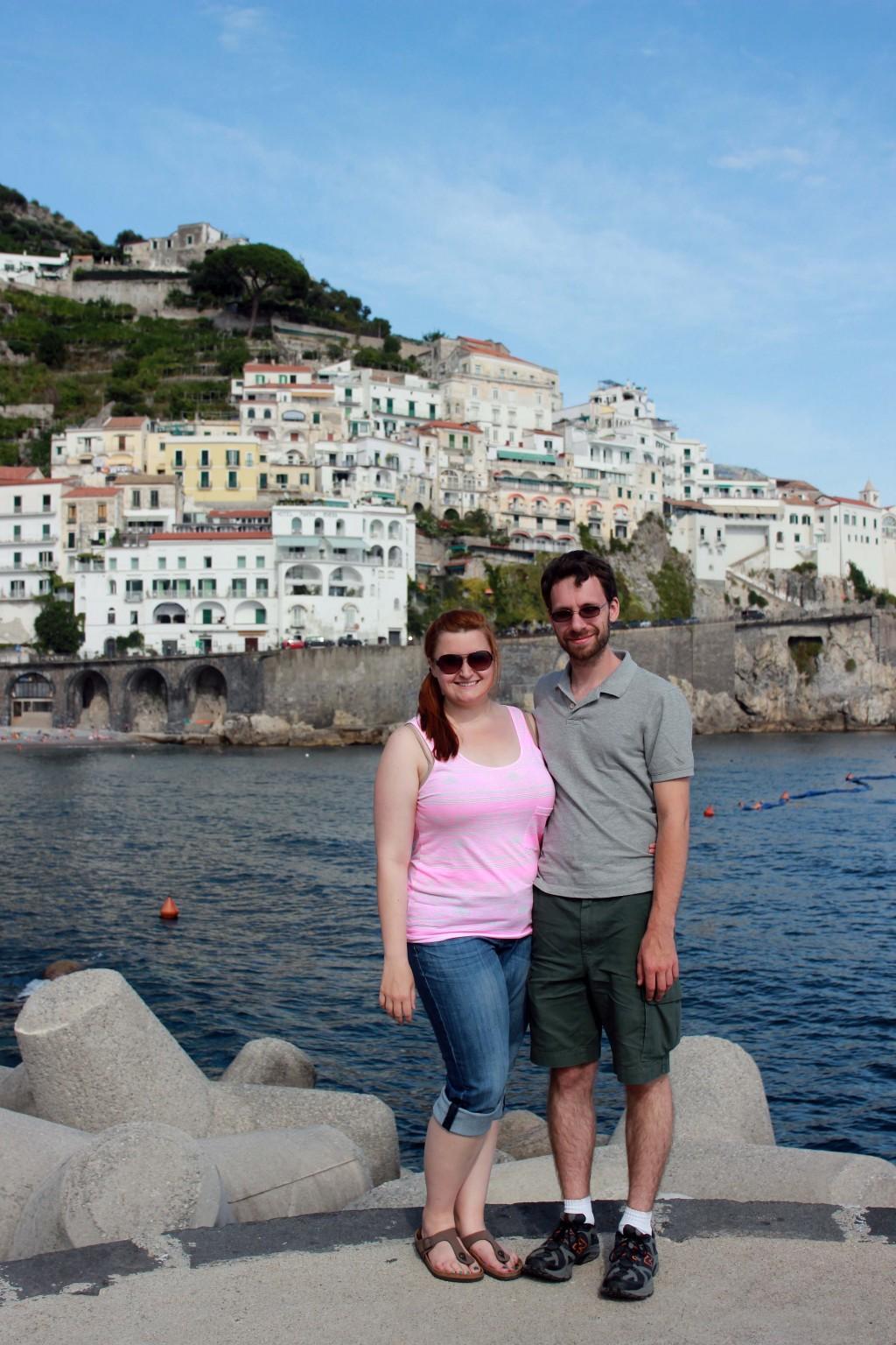 All Things Kate in Amalfi Coast