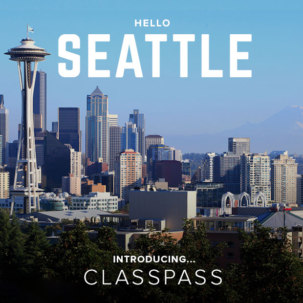 ClassPass Launches in Seattle