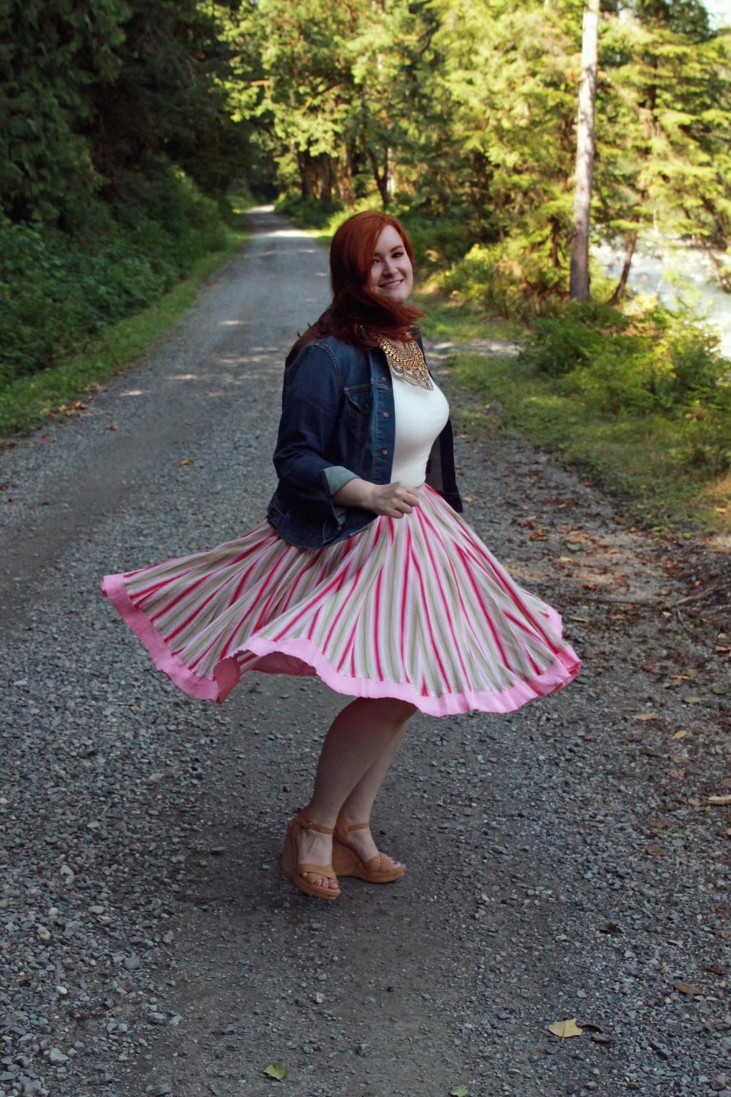 Flirty Twirly Skirt