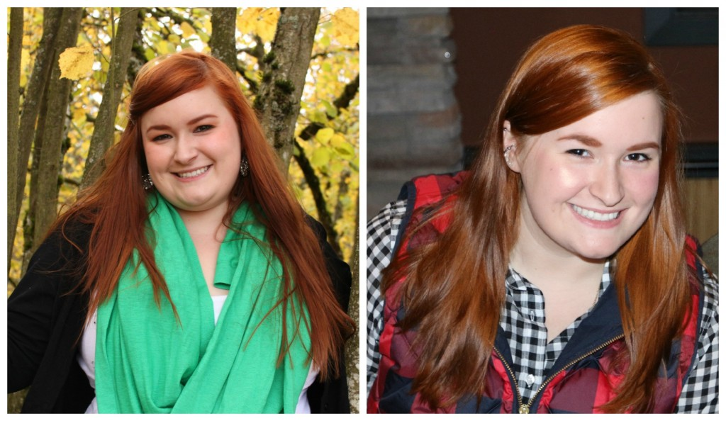 November 2012 versus November 2014 weight loss