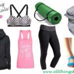 Gym Bag Essentials: Barre