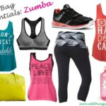 Gym Bag Essentials: Zumba