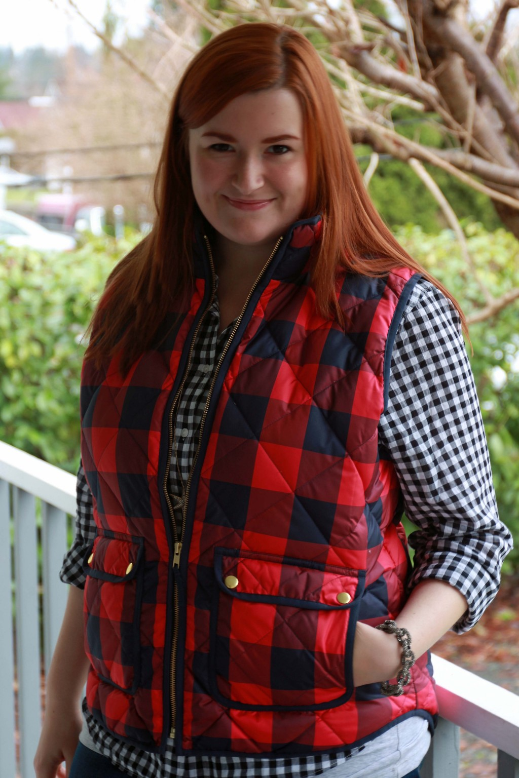 Seattle Plaid and Flannel Style Inspiration