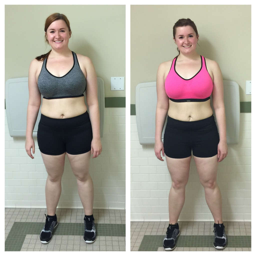 8 Week Transformation Results