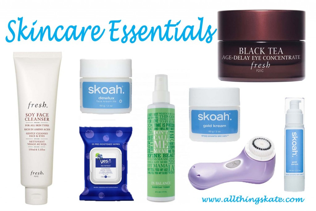 Skincare Essentials for Glowing Skin