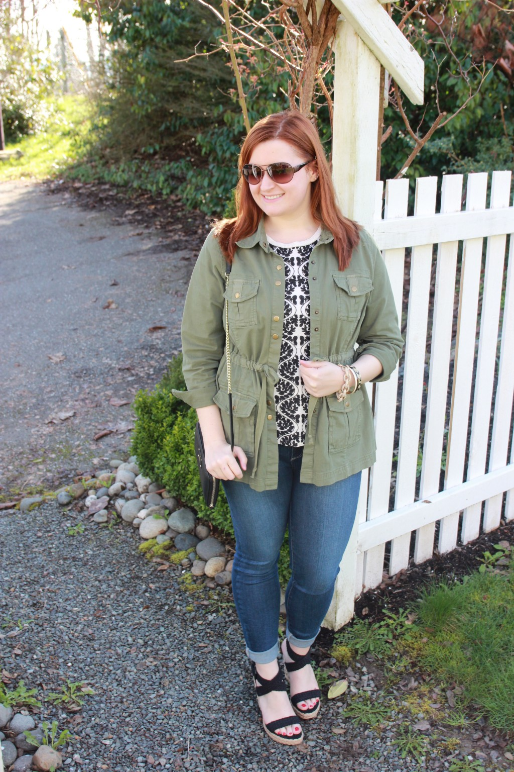 Top Seattle Fashion Blogger in Spring 2015 Style
